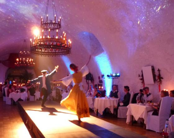 Soirée Russe au château d'Isenbourg