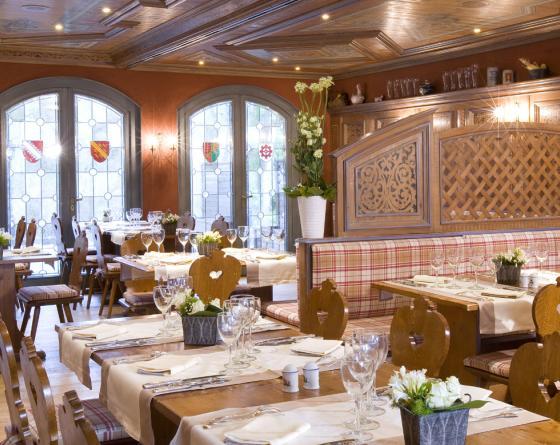 Halte Gastronomique au château de l'Ile